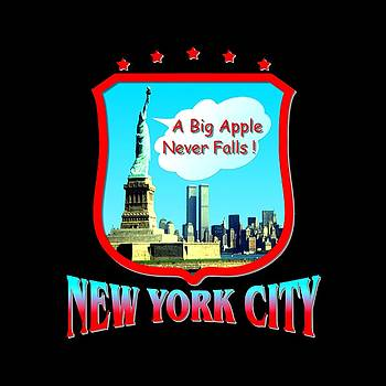 Art America Gallery Peter Potter - New York Big Apple Design