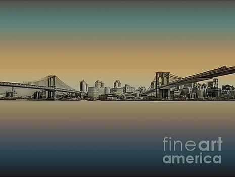 Roman Gomez - New York Bridge