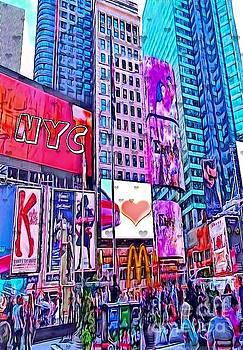 New York by Nico Bielow by Nico Bielow