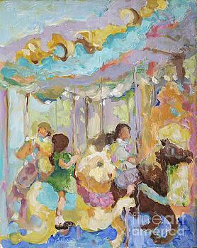 Sharon Furner - New York Carousel