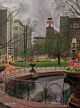 New York Central Park by Bill Dunkley