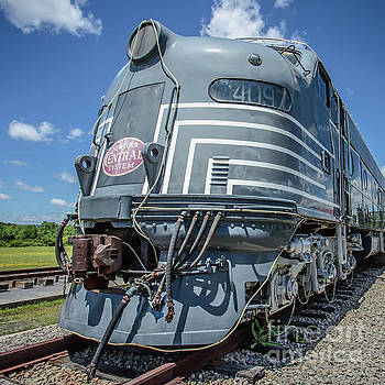 Edward Fielding - New York Central System Locomotive Vintage 2