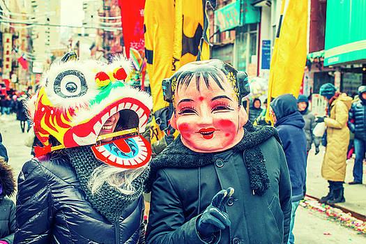 Alexander Image - New York Chinatown