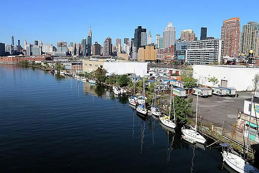 New York City-1 by Nina Bradica