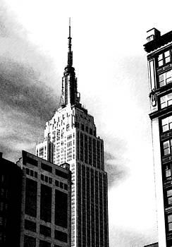 New York City 2 by Leonard Rosenfield