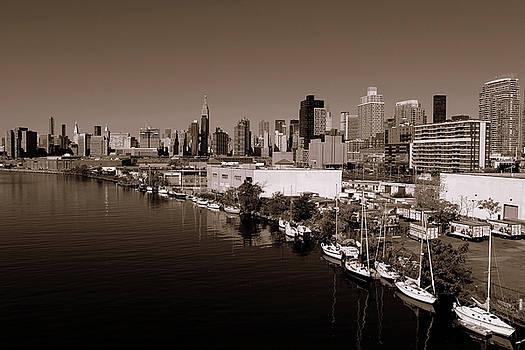 New York City-4 by Nina Bradica
