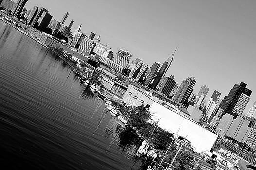 New York City-6 by Nina Bradica