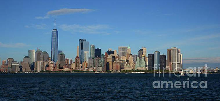 New York City by Cindy Manero
