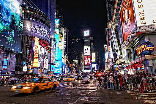 New York City by John Daly