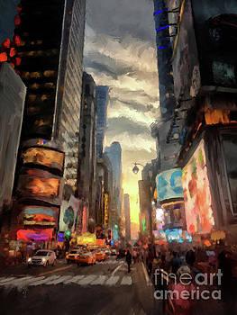 Lois Bryan - New York City Lights