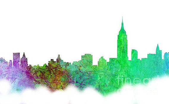 John Malone - New York City Skyline