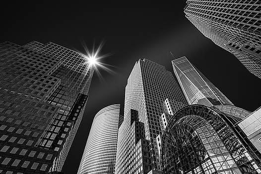 New York City skyscrapers by Mihai Andritoiu