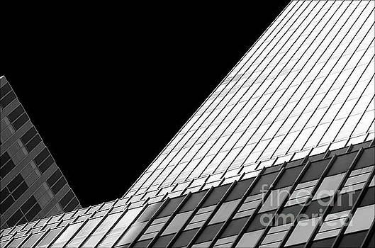 New York Cityscape 2 by Rhea Malinofsky