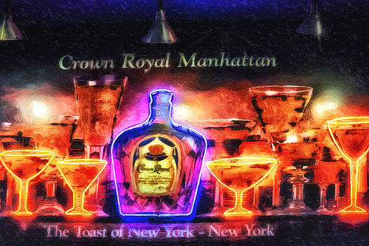 New York Crown by Russell Mancuso