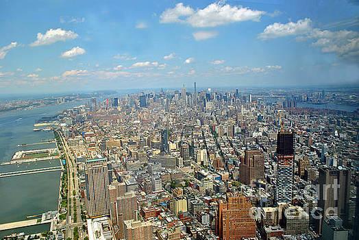 Jost Houk - New York Curve