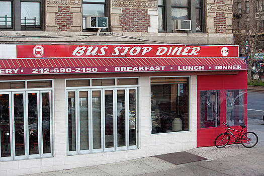 Art Block Collections - New York Diner