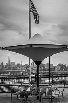 Ranjay Mitra - New York Empire State Building NYC Skyline