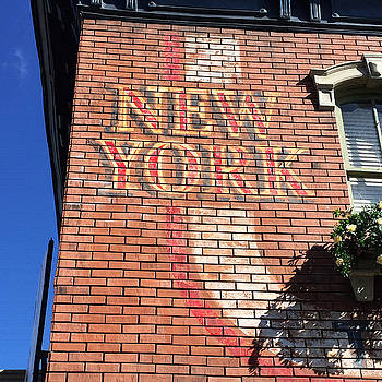 Art Block Collections - New York Ghost Sign