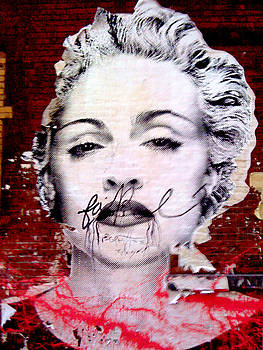 New York Madonna by Simonne Mina
