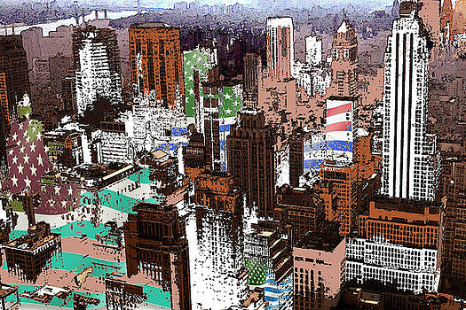 Art America Gallery Peter Potter - New York Mid Manhattan - Modern Art