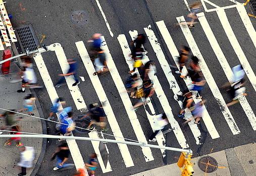 New York Minute by David Gilbert