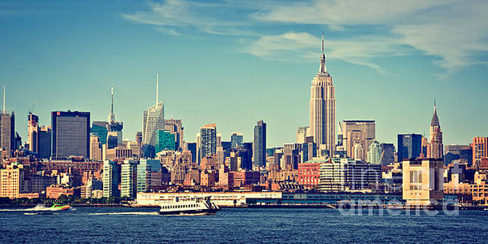 Delphimages Photo Creations - New York panorama