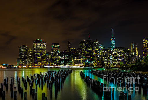 New York Skyline 2 by Studio Laurent