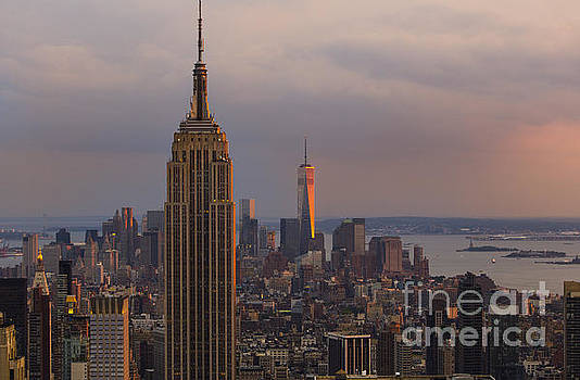 Keith Kapple - New York skyline