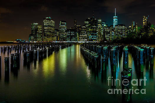 New York Skyline by Studio Laurent