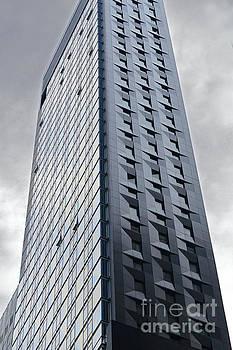 New York Skyscraper-Baccarat Tower by Joseph J Stevens