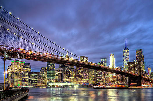 New York Spirit by Zev Steinhardt