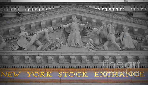 Jost Houk - New York Stock Exchange