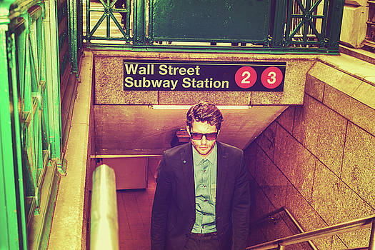 Alexander Image - New York Subway Station