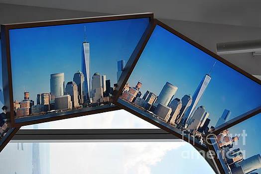 Jost Houk - New York Tri-Square