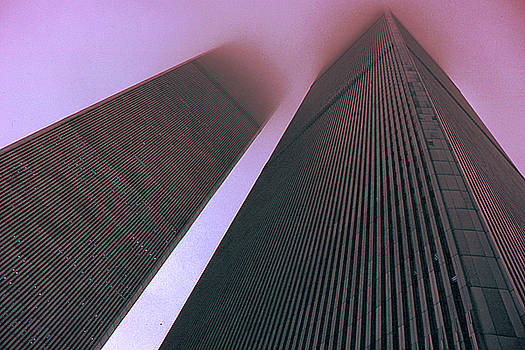 Peter Potter - New York Twin Towers - World Trade Center Before 911