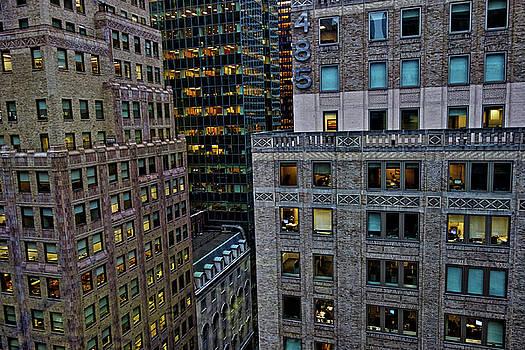 New York Windows by Joan Reese