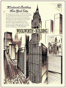 Peter Potter - New York Woolworth Building 75