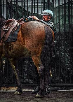 New Yorks Finest by Linda Unger
