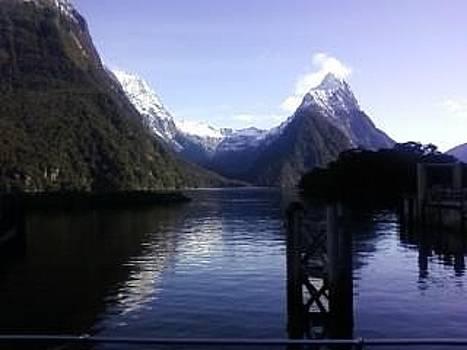 New Zealand by Meika Quinn