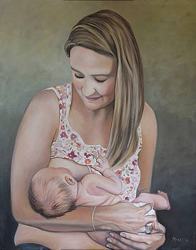 Newborn Nursing by Miriel Smith