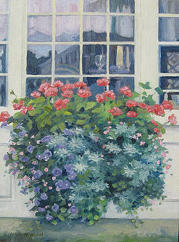Newburyport Window by Leslie Alfred McGrath
