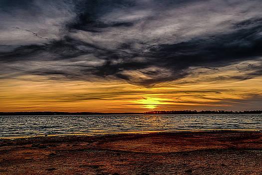 Newd Sunset by Doug Long
