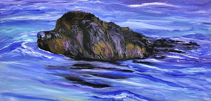 Mary Jo Zorad - Newfoundland Oil Painting