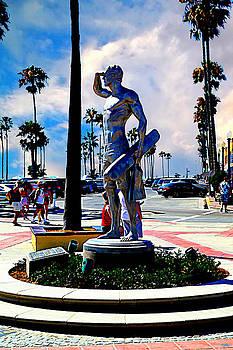 Glenn McCarthy Art and Photography - Newport Beach - Pier Entryway