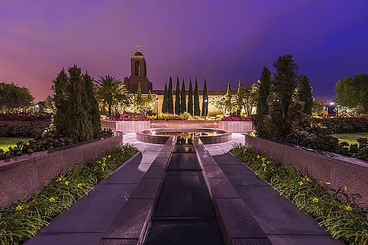 Dustin  LeFevre - Newport Beach Temple