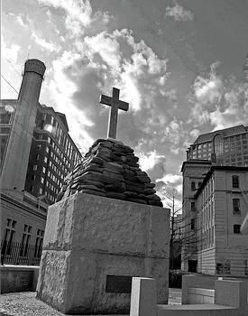 Newport Cross by Cindy Adams