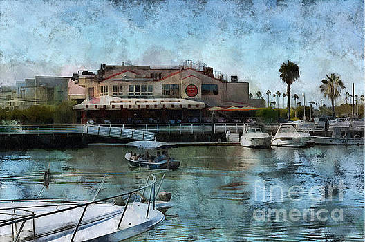 Newport Harbor with duffy by Gabe Aguilar