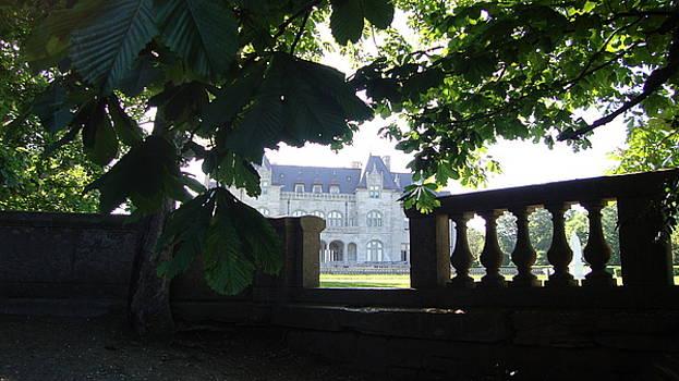 Newport Mansion by Nikita Zabowski