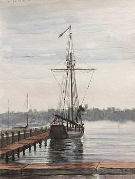 Newport, Rhode Island by Rosemary Kavanagh
