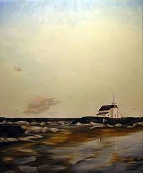 Newtown Newfoundland by Lisa Graziotto